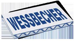 Wessbecher Wellpappe